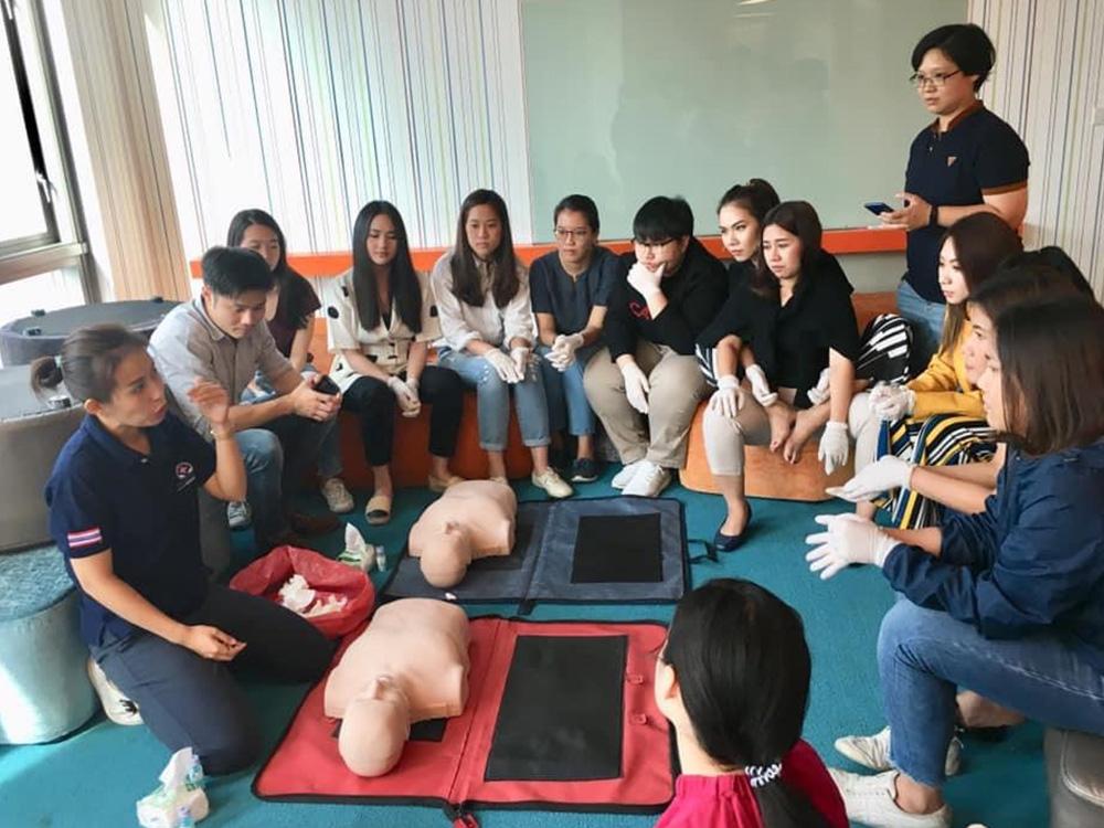 CPR Training 2019